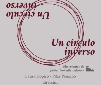 Un círculo inverso - cartel - microteatro